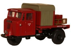76MH019 Oxford Diecast 1:76 Scale Scammell Mechanical Horse Van Trailer